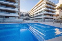 Blau de Mar,Appartement in Castell-Platja d'Aro, Catalonia, Spanje  met gemeenschappelijk zwembad voor 6 personen...