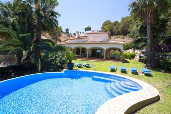 Villa Casa Good in javea