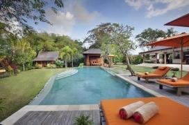 Schöne und komfortable Villa  mit privatem Pool in Canggu, auf Bali, Indonesien für 8 Personen, Canggu