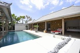 Grosse und Luxus Villa in Seminyak, auf Bali, Indonesien  mit privatem Pool für 8 Personen, Seminyak