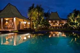 Grosse und Luxus Villa in Seminyak, auf Bali, Indonesien  mit privatem Pool für 10 Personen, Seminyak