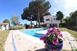 Casa Gran,Villa  mit privatem Pool in Calonge, Catalonia, Spanien für 10 Personen...