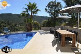 Tree House Villa,Schöne und komfortable Villa in Calonge, Catalonia, Spanien  mit privatem Pool für 10 Personen...