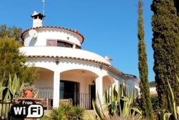 Villa Castell,Rustikale und schöne...