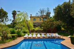 Villa Mas Ros,Grosse und gemütliche Villa in Platja d'aro, Catalonia, Spanien  mit privatem Pool für 14 Personen...